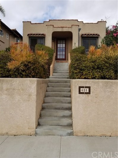 631 Avenue C, Redondo Beach, CA 90277 - MLS#: PV18243547