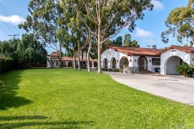 22 La Vista Verde Drive, Rancho Palos Verdes, CA 90275 - MLS#: PV18244257