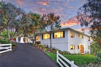 3448 Tanglewood Lane, Rolling Hills Estates, CA 90274 - MLS#: PV18264869