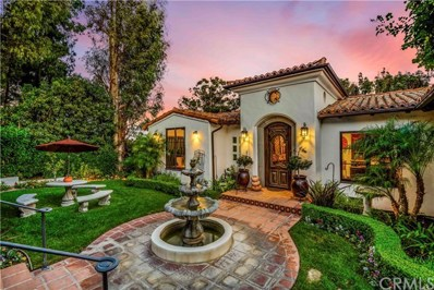 3649 Navajo Place, Palos Verdes Estates, CA 90274 - MLS#: PV18267050