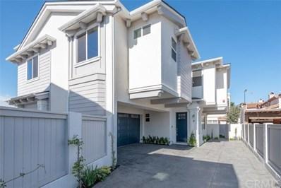 2119 Marshallfield Lane UNIT B, Redondo Beach, CA 90278 - MLS#: PV18268433