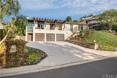 2833 Via Victoria, Palos Verdes Estates, CA 90274 - MLS#: PV18269706