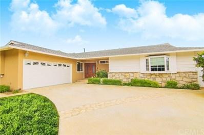 3118 Corinna Drive, Rancho Palos Verdes, CA 90275 - MLS#: PV18270419