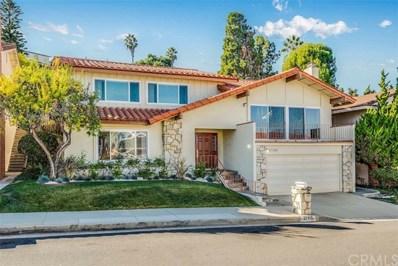 27105 Diamondhead Lane, Rancho Palos Verdes, CA 90275 - MLS#: PV18271354