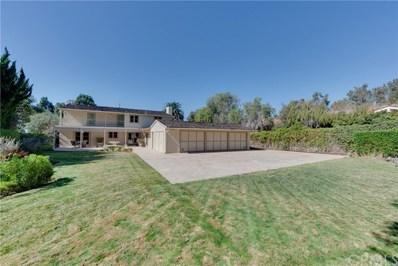 2724 Paseo Del Mar, Palos Verdes Estates, CA 90274 - MLS#: PV18271783