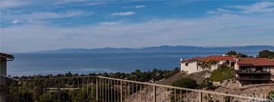 1421 Via Davalos, Palos Verdes Estates, CA 90274 - MLS#: PV18280648