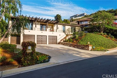 2833 Via Victoria, Palos Verdes Estates, CA 90274 - MLS#: PV19003967