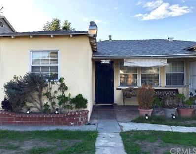 16321 S Thorson Avenue, Compton, CA 90221 - MLS#: PV19004426