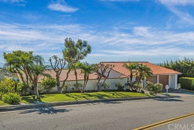 1384 Via Romero, Palos Verdes Estates, CA 90274 - MLS#: PV19010098
