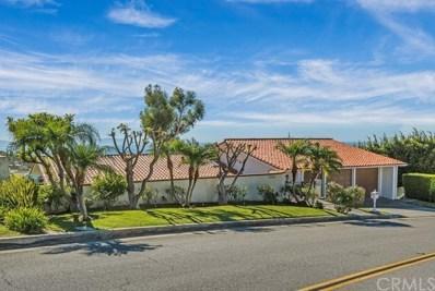 1384 Via Romero, Palos Verdes Estates, CA 90274 - MLS#: PV19010098