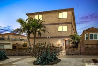 921 W 18th Street UNIT B, San Pedro, CA 90731 - MLS#: PV19049594