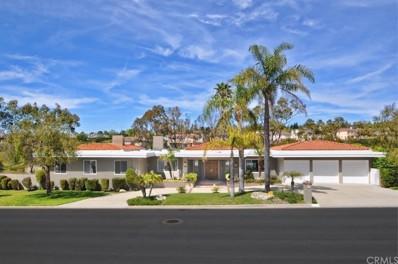6135 Ocean Terrace Drive, Rancho Palos Verdes, CA 90275 - MLS#: PV19053014