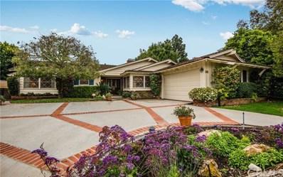 32 Santa Bella Road, Rolling Hills Estates, CA 90274 - MLS#: PV19054276