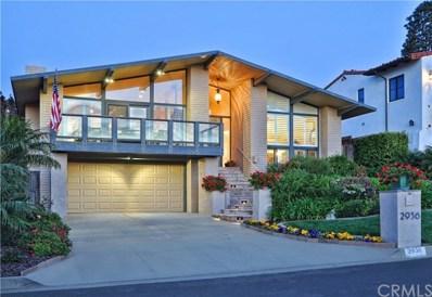 2936 Via Alvarado, Palos Verdes Estates, CA 90274 - MLS#: PV19073511