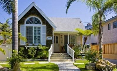 508 N Francisca Avenue, Redondo Beach, CA 90277 - MLS#: PV19076854