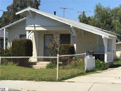 1755 254th Street, Lomita, CA 90717 - MLS#: PV19078664