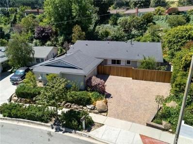 26643 Whitehorn Drive, Rancho Palos Verdes, CA 90275 - MLS#: PV19094323