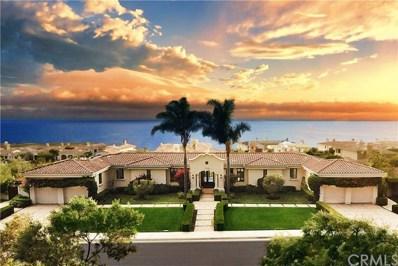 63 Paseo Del La Luz, Rancho Palos Verdes, CA 90275 - MLS#: PV19097410