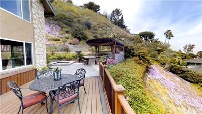30051 Knoll View Drive, Rancho Palos Verdes, CA 90275 - MLS#: PV19103150