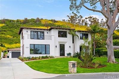 1336 Palos Verdes Drive W, Palos Verdes Estates, CA 90274 - #: PV19106593