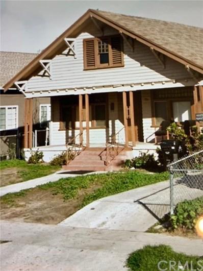 447 E 48th Street, Los Angeles, CA 90011 - MLS#: PV19109285