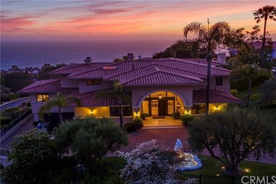 2725 Via Victoria, Palos Verdes Estates, CA 90274 - MLS#: PV19110893