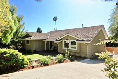 1721 Via Zurita, Palos Verdes Estates, CA 90274 - MLS#: PV19111314