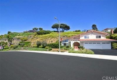29234 Stadia Hill Lane, Rancho Palos Verdes, CA 90275 - MLS#: PV19113937