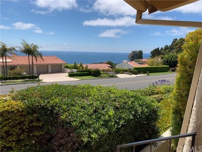 1373 Via Coronel, Palos Verdes Estates, CA 90274 - MLS#: PV19128066