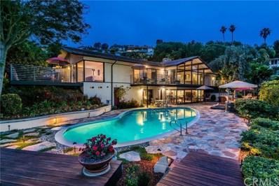 29706 Knoll View Drive, Rancho Palos Verdes, CA 90275 - MLS#: PV19129657
