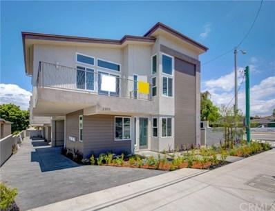 2707 Rockefeller Lane UNIT A, Redondo Beach, CA 90278 - MLS#: PV19134721