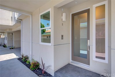 2707 Rockefeller Lane UNIT B, Redondo Beach, CA 90278 - MLS#: PV19134753