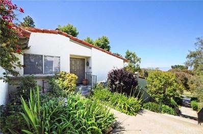 21 Sycamore Lane, Rolling Hills Estates, CA 90274 - MLS#: PV19137053