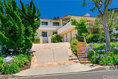 1908 Via Estudillo, Palos Verdes Estates, CA 90274 - #: PV19153602