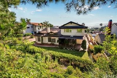32218 Phantom Drive, Rancho Palos Verdes, CA 90275 - MLS#: PV19169154