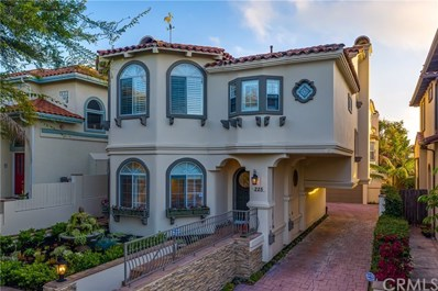 225 N Lucia Avenue UNIT A, Redondo Beach, CA 90277 - MLS#: PV19172979