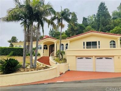 10 Via Subida, Rancho Palos Verdes, CA 90275 - MLS#: PV19180457