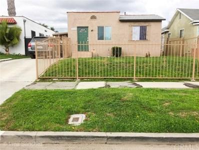 5439 6th Avenue, Los Angeles, CA 90043 - MLS#: PV19182639