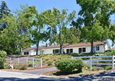 1 Quail Ridge Road S, Rolling Hills, CA 90274 - MLS#: PV19199495