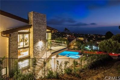 1320 Via Romero, Palos Verdes Estates, CA 90274 - MLS#: PV19219174
