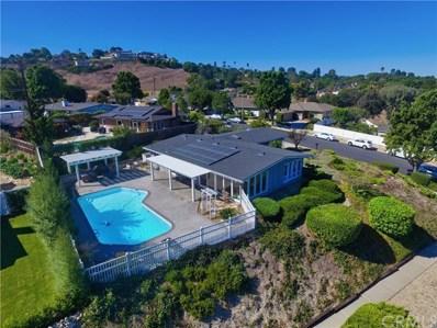 26608 Basswood Avenue, Rancho Palos Verdes, CA 90275 - MLS#: PV19237080