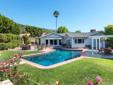 4378 Admirable Drive, Rancho Palos Verdes, CA 90275 - MLS#: PV19242328