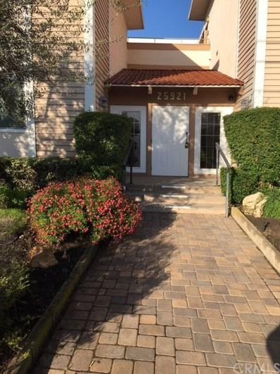 25921 Oak Street UNIT 104, Lomita, CA 90717 - MLS#: PV19244239