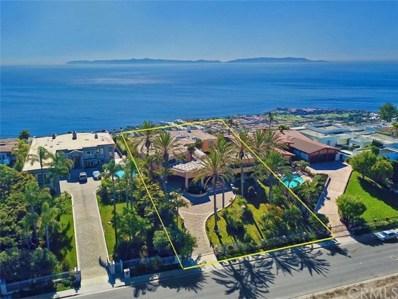 6224 Ocean Terrace Drive, Rancho Palos Verdes, CA 90275 - MLS#: PV19249051