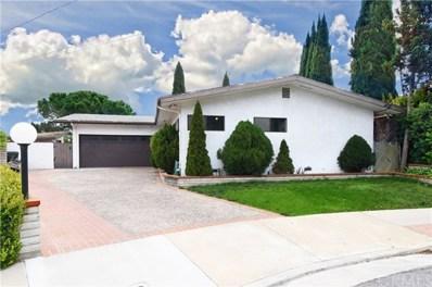 27958 Alaflora Drive, Rancho Palos Verdes, CA 90275 - MLS#: PV20001264