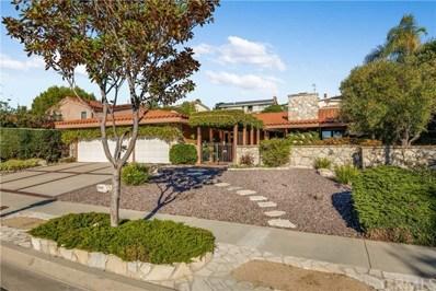 30146 Via Rivera, Rancho Palos Verdes, CA 90275 - MLS#: PV20006954