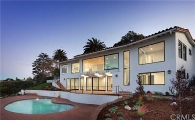 880 Via Del Monte, Palos Verdes Estates, CA 90274 - MLS#: PV20007967