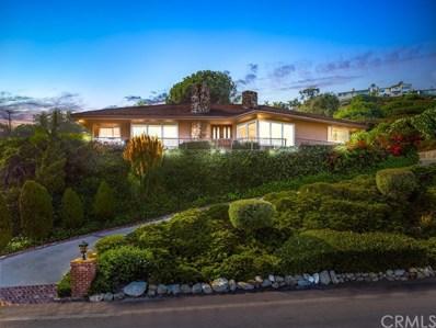 3420 Starline Drive, Rancho Palos Verdes, CA 90275 - MLS#: PV20009337