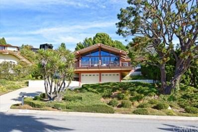 30112 Avenida Tranquila, Rancho Palos Verdes, CA 90275 - MLS#: PV20013657