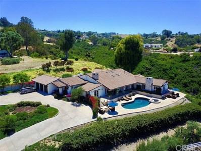 18 Portuguese Bend Road, Rolling Hills, CA 90274 - MLS#: PV20022119